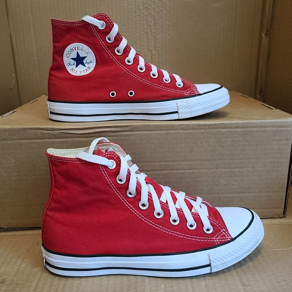 Converse All star Red White